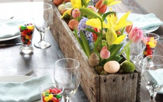 Spring Centerpiece Inspiration