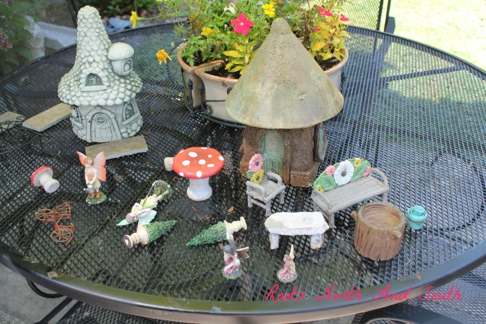 Fairy garden photos