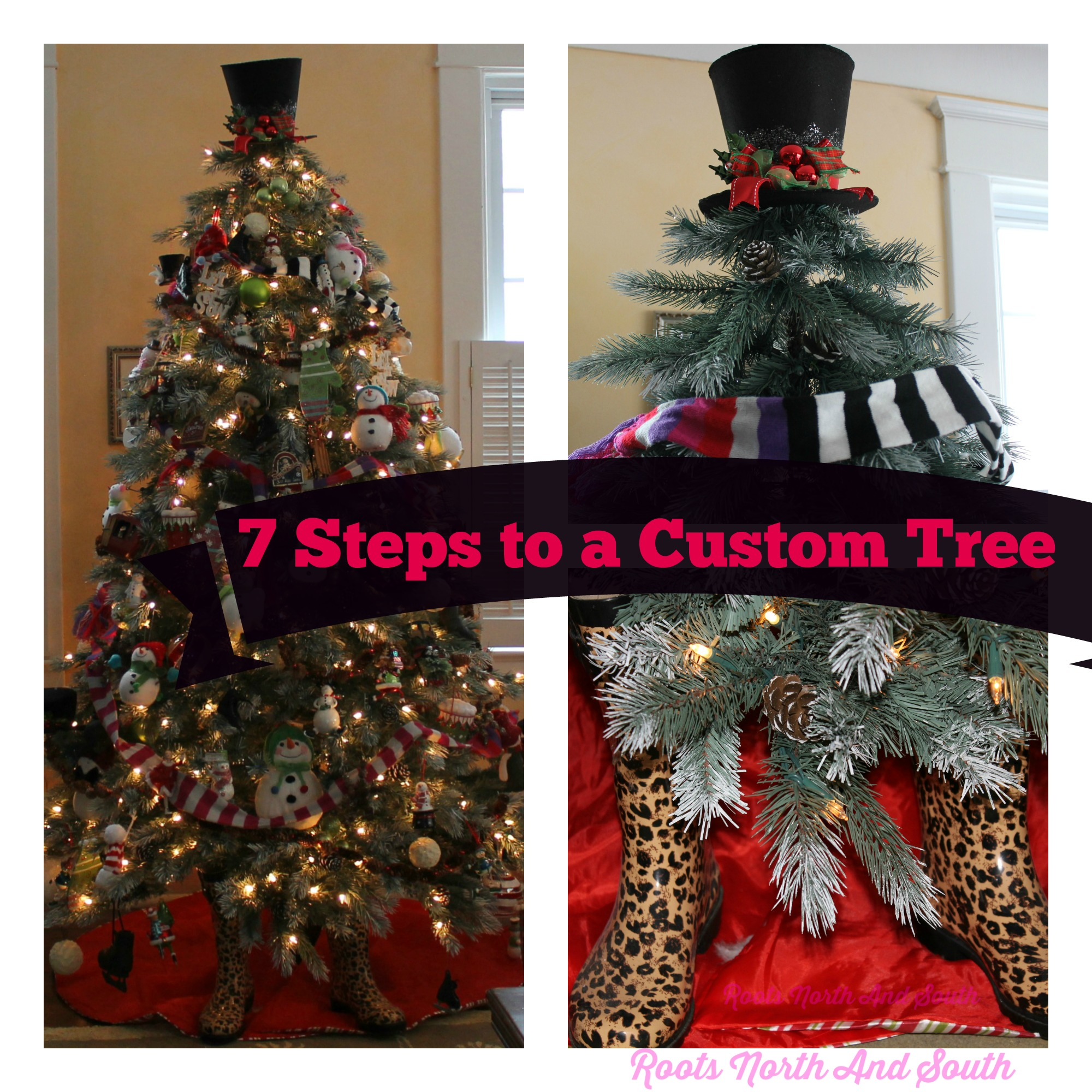 Rooted Christmas Tree: 7 Tips To Creating A Custom Christmas Tree You Love