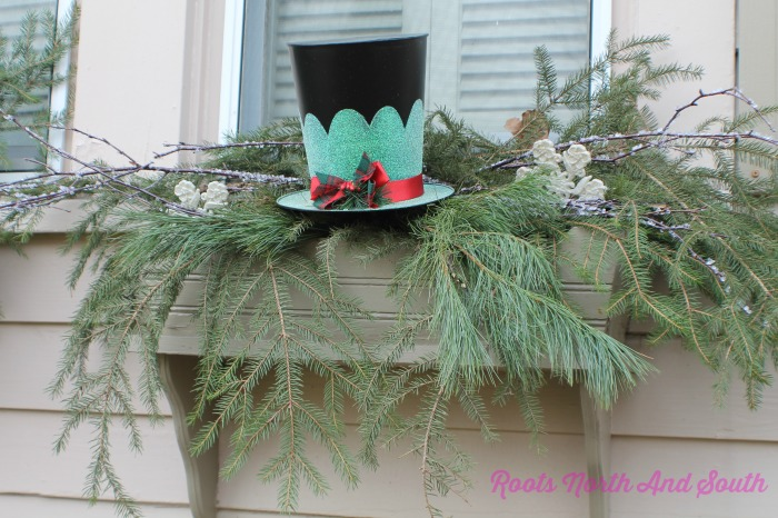 Holiday Home Tour Window Boxes