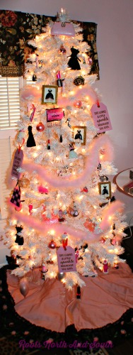 Girly Girl Christmas Tree