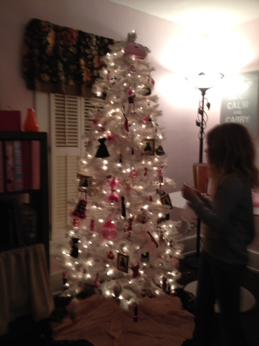 The Girly Girl Christmas Tree