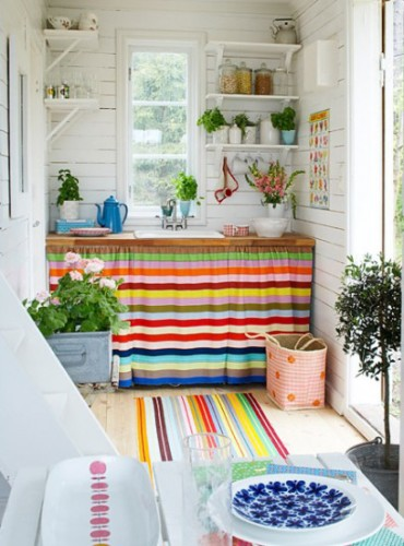 Create a Home Potting Room
