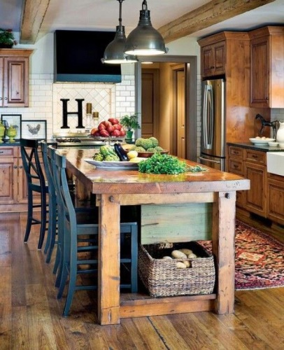 Ideas for Planning a New House Kitchen