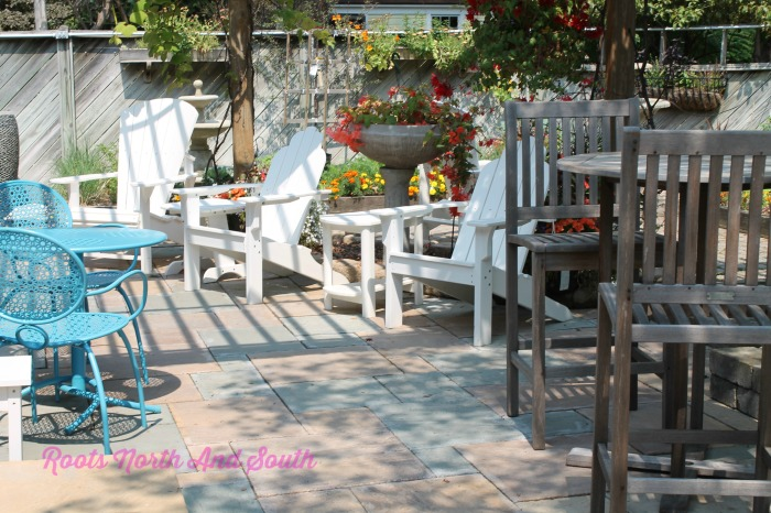 Garden Cafe Patio