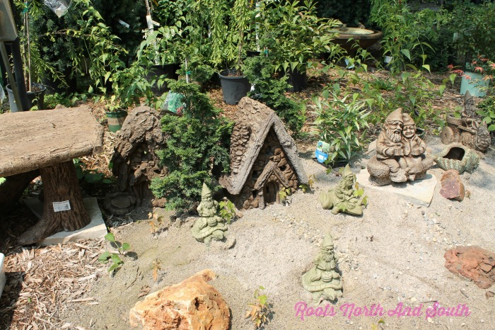 Gnome Garden in Traverse City