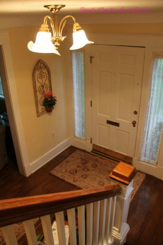 Old House Entry Way