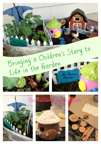 Create a Children's Miniature Garden