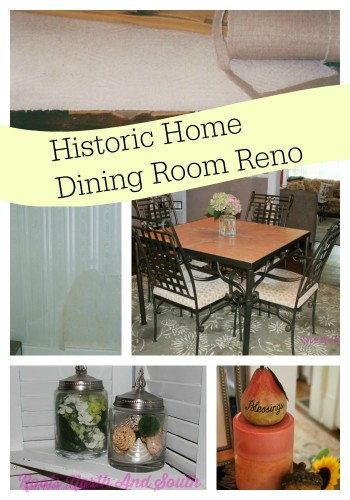 Historic Home Dining Room Renovation