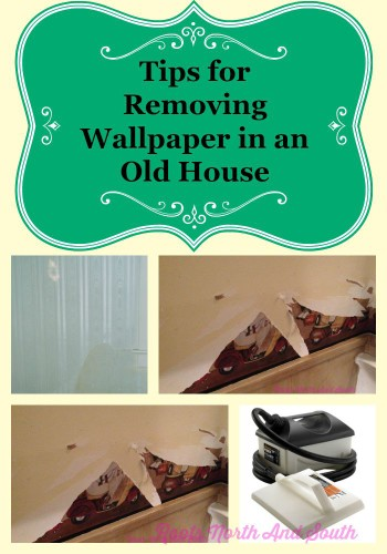 Tips for Removing Wallpaper in an Old House