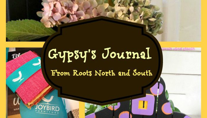 Gypsy's Journal: Welcoming Fall & Other Stuff