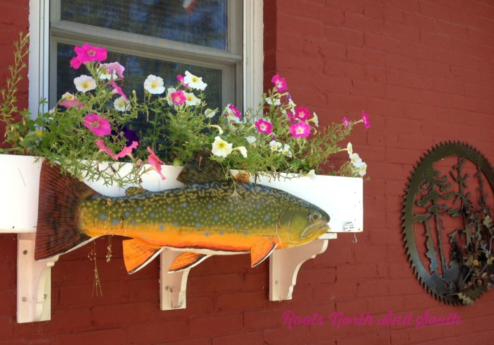 Fun Idea for a Window Box