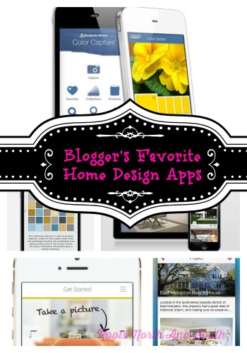 Blogger shares her favorite home design apps