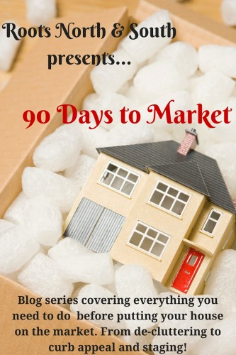 90 Days of Tips for Getting Your House Ready to Sell