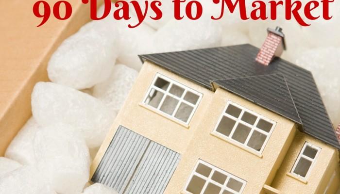 """90 Days to Market"" Home Organizing Series Kicks Off!"