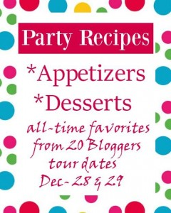 Bloggers share all-time favorite party recipes