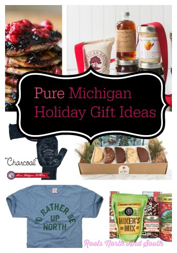 Pure Michigan Gift Collage