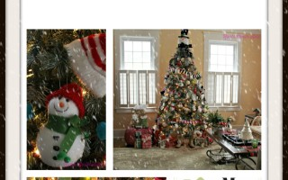 My Home Style: Christmas Tree Edition