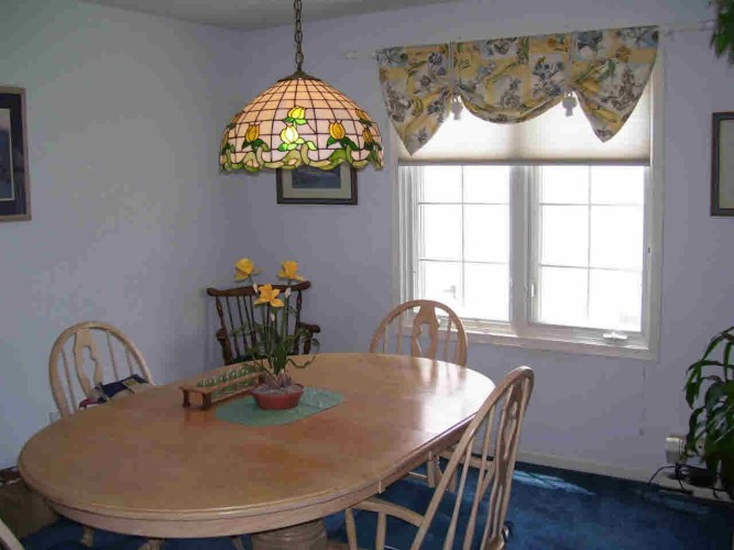New House Dining Room
