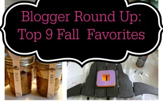 Fall Favorites: Blogger's Top 9 Fall Posts