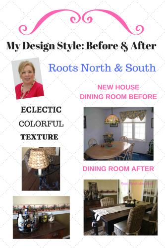 Before & After Blogger Homes