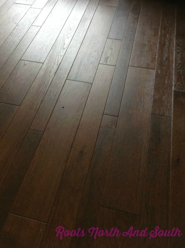 Hardwood for the new house