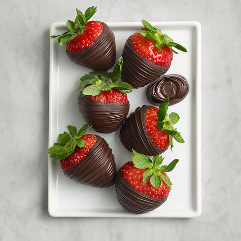 Godiva Strawberries for Holiday Hostess Gifts