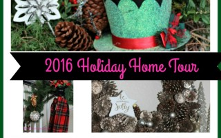 Simply Seasonal: Blog Tour of Homes for the Holidays