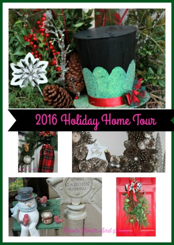 Blogger Home Tour for Christmas