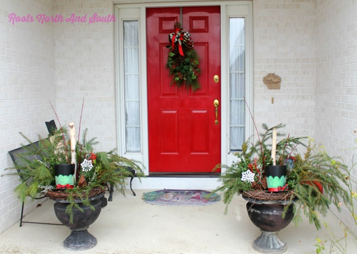 Blogger Christmas Homes Tour