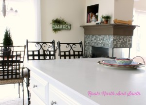 Giving the kitchen a facelift