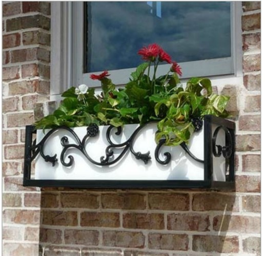 Window boxes for the new house
