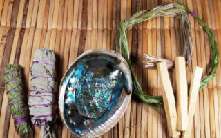 Smudging to Cleanse a New Home & Chase Away the Evil