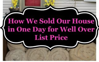 For Sale By Owner: We Sold Our House for More Than List Price in One Day