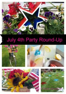 July 4th Party Round-Up Ideas
