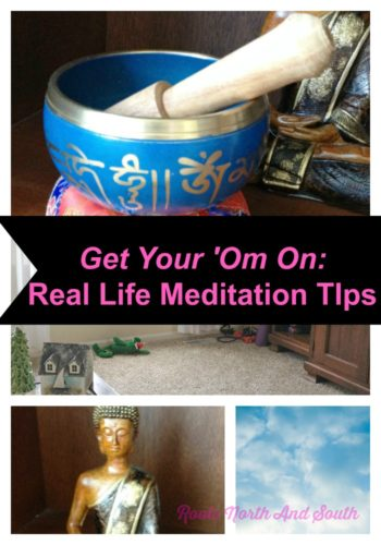 Tips for real people to meditate