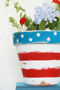 July 4th Centerpiece Ideas