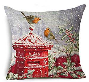 Christmas Pillow Covers Under $10