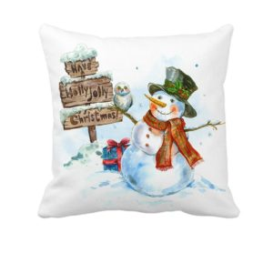 Inexpensive Christmas Pillow Covers