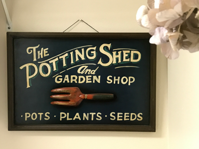 Creating a Potting Room