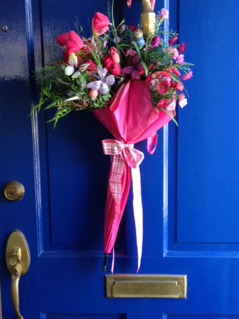 April Showers My Blue Door Roots North South