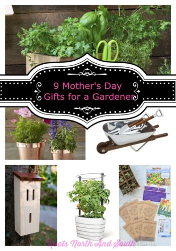 9 Motheru0027s Day Gifts For A Gardener